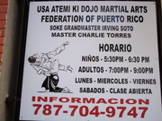 Banner of Federation School of Puerto Ricol