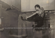 SOKE GRANDMASTER IRVING SOTO WORLD KUMITE CHAMPION
