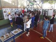 Exposição Oficina 2015 no Município de Itaju, SP