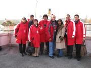 Lideres de Hongomania en Geneva - 2008