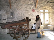 Castillo de Chillon - Suiza