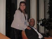 Ms Susana and Mr Rafael
