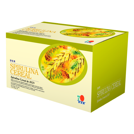 Cereal Spirulina
