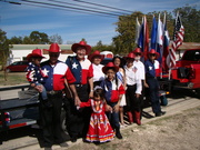 MECCA in the Veteran's Day Parade