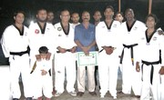 Group Pic with Mr.Ahmed Ali & Grandmaster Zubairi