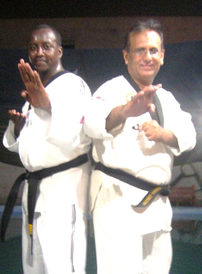 GM Zubairi with Master Omar