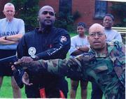 Unarmed Combat Training