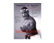 Masters In Action Flyer 2
