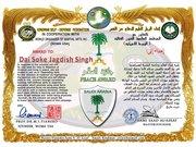 World International Combat Martial Arts Society