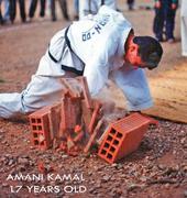 "kamal Amani 17 years old ""Breaking"""