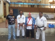 Asian Martial Arts Training Camp - 2014 (INDIA)