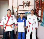 World International Combat Martial Arts Society (Br.M.P. State) INDIA