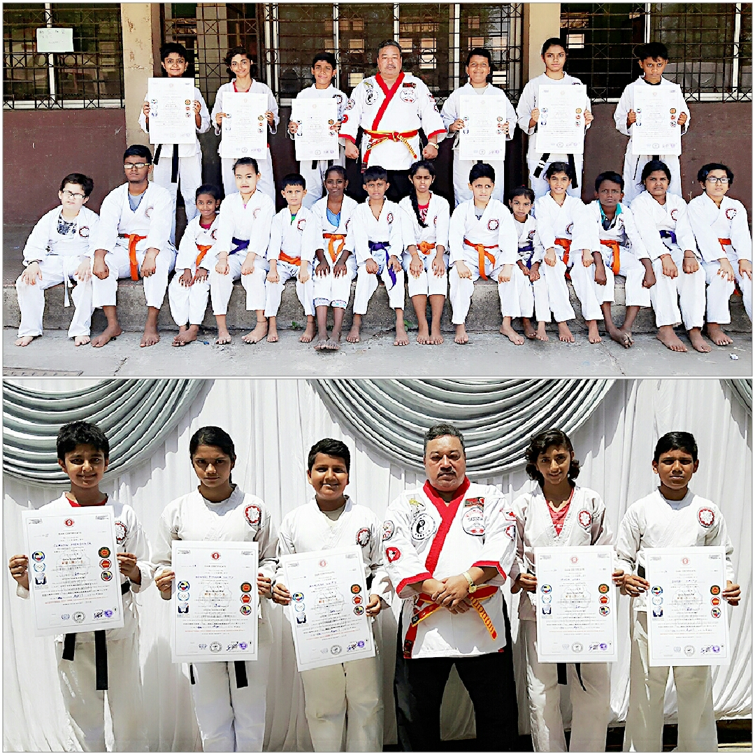 Internaional Goju Singh Kai Karate Do Association - India