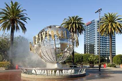 Hilton Universal Hotel Los Angeles Tours