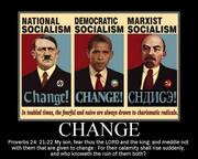 dem socialism NO