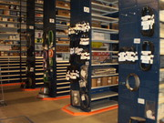 Example of Efficient Small Parts Storage - Big area