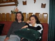 Zsu lányom Andris barátjával