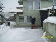 Valódi tél 2010 01 30 Gazdi és Kleó