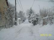 A mi utcánk,oh de szép.....
