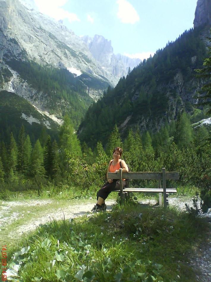Déltirol-i kirándulás