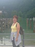 Király tónál Németországban