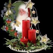 Karácsonyi üdvözlet.