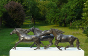 Száguldó lovak