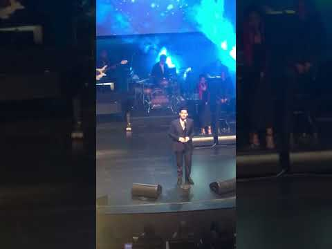 Adam Lambert at SAG-Aftra Foundation, November 8, 2018
