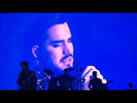 Adam Lambert - Time For Miracles (Live Full) 12/9/2018