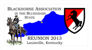 Blackhorse Reunion 2013 Louisville, KY.