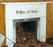 HelenSha upstairs Clarksville side room-Fire Place-A