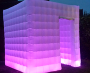 LED Inflatable Photobooth for Hire in Kent 41