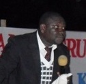 Pastor  Simpe Preaching