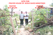 Pray for Financial support for construction of prayer house
