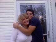 Me & my son Joshua