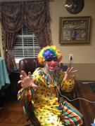Joshua on Halloween