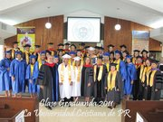 Graduation Doctorate Ceremonies TCU 2012