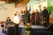 Graduation Ceremonies at Paterson New Jersey, USA