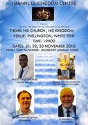 Capetown conference