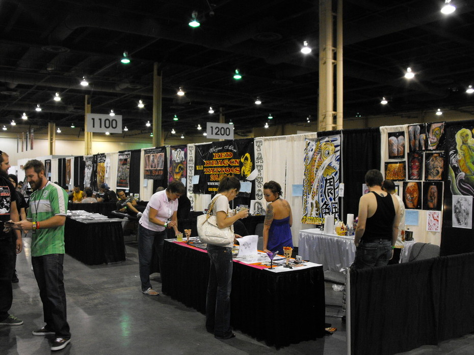 Las Vegas Tattoo Expo - 2009