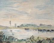 Boyne Estuary at Baltray