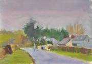 Country lane, Garristown, 4-4-15
