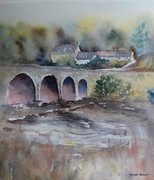 Inistioge paint out