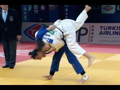 Judo Highlights - ANTALYA JUDO GRAND PRIX 2019