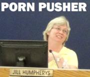 Jill Humpherys Porn Pusher