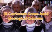 IB Curriculum Grows