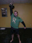 Rene Perez: Kettlebell Instructor