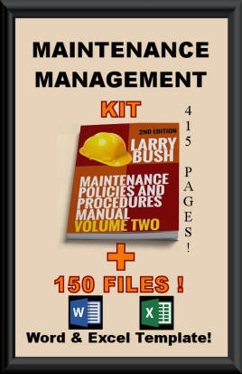 Maintenance Policy and Procedures KIT