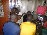 GABON SURVIVORS REVIEWING THE GAME THEY PLAYED
