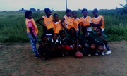 CHIEF LUTHULI NETBALL TEAM
